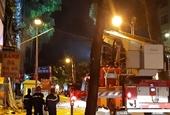 Vụ 4 người tử vong do sập giàn giáo ở Hà Nội Thêm nhiều thông tin mới