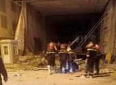 3 người tử vong trong vụ sập giàn giáo tại Hà Nội