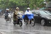 Bắc Bộ trưa chiều trời nắng, Tây Nguyên và Nam Bộ chiều tối mưa to