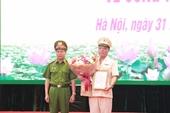 Thiếu tướng Nguyễn Hải Trung được bổ nhiệm Giám đốc Công an TP Hà Nội