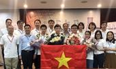 Lần đầu tiên trong lịch sử, Việt Nam giành 4 huy chương Vàng IChO