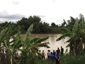 Tắm sông, học sinh lớp 8 đuối nước tử vong