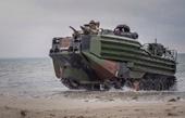 Xe đổ bộ tấn công Mỹ chìm trong khi tập trận, 9 lính thủy đánh bộ thiệt mạng và mất tích