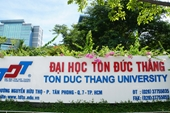 Hiệu trưởng Trường Đại học Tôn Đức Thắng bị đình chỉ chức vụ bí thư Đảng ủy