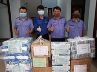VKSND quận Hải Châu chung tay chống COVID-19