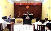 UBND thành phố Quảng Ngãi tiếp thu kiến nghị của Viện kiểm sát