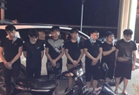 Tây Ninh thông tin trường hợp 7 người Trung Quốc đến địa phương không khai báo