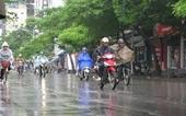 Miền Bắc tiếp tục có mưa, có nơi mưa rất to
