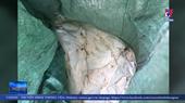 Thu giữ 25 tấn găng tay đã qua sử dụng
