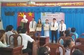 Công đoàn VKSND huyện Tân Phú Đông được tuyên dương