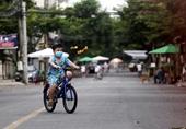 Nhịp sống trong các khu dân cư cách ly tại tâm dịch Đà Nẵng