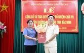 Trao quyết định bổ nhiệm Phó Viện trưởng VKSND tỉnh Bắc Ninh