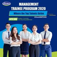 """Vinamilk tìm kiếm tài năng trẻ với chương trình """"Quản trị viên tập sự 2020"""""""