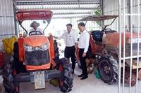 Agribank Chi nhánh huyện Thạnh Trị, tỉnh Sóc Trăng đồng hành cùng khách hàng phát triển kinh tế