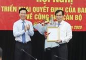 Ông Phan Xuân Thủy được bổ nhiệm làm Phó trưởng ban Tuyên giáo Trung ương