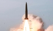 Triều Tiên có thể đã phát triển được đầu đạn hạt nhân cỡ nhỏ