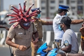 Ấn Độ ghi nhận số ca nhiễm và tử vong cao nhất thế giới