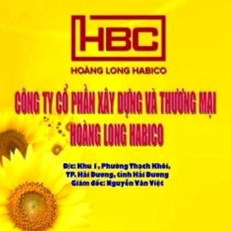 Công ty Cổ phần xây dựng và Thương mại Hoàng Long Habico