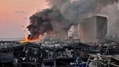 Nổ dữ dội rung chuyển thủ đô Beirut, hơn 2 800 người thương vong