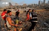 Lebanon tiết lộ nguyên nhân vụ nổ làm rung chuyển thu đô Beirut