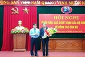 Bí thư Tỉnh ủy Quảng Bình giữ chức Phó Trưởng Ban Tổ chức Trung ương