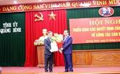 Thứ trưởng Bộ KH-ĐT giữ chức Bí thư Tỉnh ủy Quảng Bình