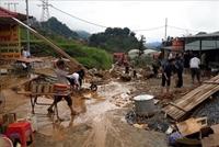 Vụ 2 vợ chồng tử vong ở Lào Cai Cảnh báo nguy cơ sạt lở đất