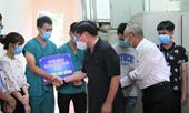 Bí thư Tỉnh ủy Đắk Lắk vào khu cách ly động viên lực lượng phòng chống dịch