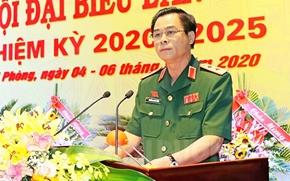 Tân Bí thư Đảng ủy của một số Quân khu, Quân chủng, Quân đoàn