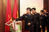 Quy trình giới thiệu nhân sự tham gia BCH Trung ương của VKSND tối cao