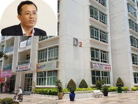 Không khởi tố vụ án tiến sĩ Bùi Quang Tín rơi lầu chung cư tử nạn