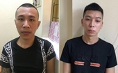 Hai con nghiện giả danh cảnh sát đi cưỡng đoạt tiền người sử dụng ma túy