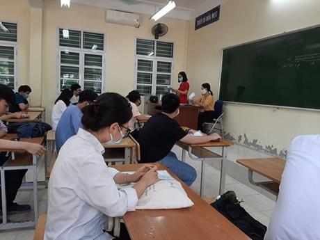 Thi tốt nghiệp THPT 2020 26 168 thí sinh không dự thi đợt 1