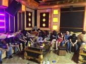 Lại phát hiện bay lắc tập thể trong quán Karaoke ở khách sạn Việt Lào