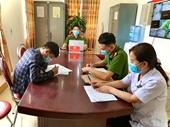Trốn cách ly, 1 sinh viên về từ Đà Nẵng bị xử phạt