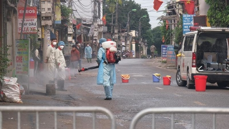 Sáng nay 9 8  Hà Nội, Bắc Giang có thêm ca nhiễm COVID-19