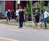 Hai nhóm thanh niên hỗn chiến, náo loạn một làng quê