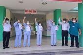 4 bệnh nhân COVID-19 tại Đà Nẵng vừa được xuất viện