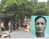 Khởi tố đối tượng đâm xe khiến 1 cán bộ CSGT Quảng Ninh bị thương