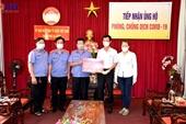 VKSND TP Đà Nẵng phát động phong trào ủng hộ chống dịch COVID-19