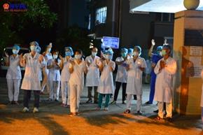 Đà Nẵng gỡ phong tỏa bệnh viện thứ 2 và khu dân cư