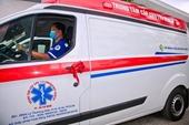 Chung sức với tuyến đầu chống dịch, Tập đoàn Novaland trao tặng xe cứu thương trị giá 5 tỷ đồng