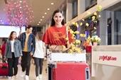 Vietjet mở bán 1,5 triệu vé dịp Tết Nguyên đán Tân Sửu 2021