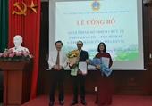 Bổ nhiệm Phó Chánh án tòa hình sự, dân sự TAND cấp cao tại TP HCM