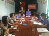 VKSND tỉnh Hà Tĩnh kiểm sát hoạt động thi hành án dân sự