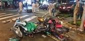 Người phụ nữ lái Camry tông hàng loạt xe máy, nhiều người bị thương