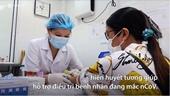 Người hiến huyết tương Chỉ mong bệnh nhân được trở về nhà