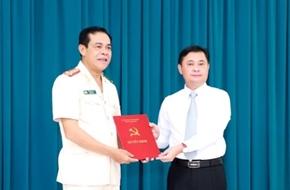 Đại tá Võ Trọng Hải được chỉ định tham gia Ban Thường vụ Tỉnh ủy Nghệ An