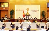 Phê chuẩn Phó Chủ nhiệm Ủy ban Tài chính, Ngân sách của Quốc hội