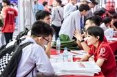 Hơn 5 600 thí sinh làm bài kiểm tra tư duy vào ĐH Bách khoa Hà Nội